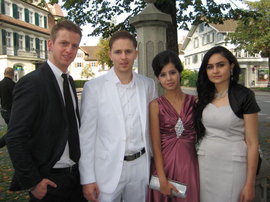 Betül Gönültaş und Dogan Koctürk haben geheiratet.