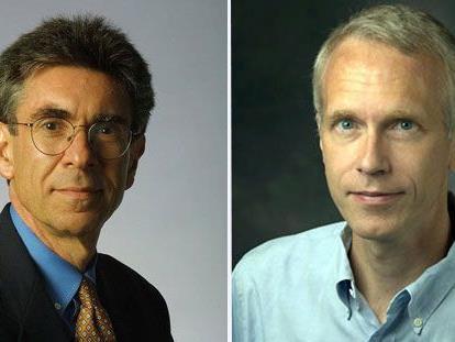 Zellforscher Robert J. Lefkowitz erhält den Nobelpreis.