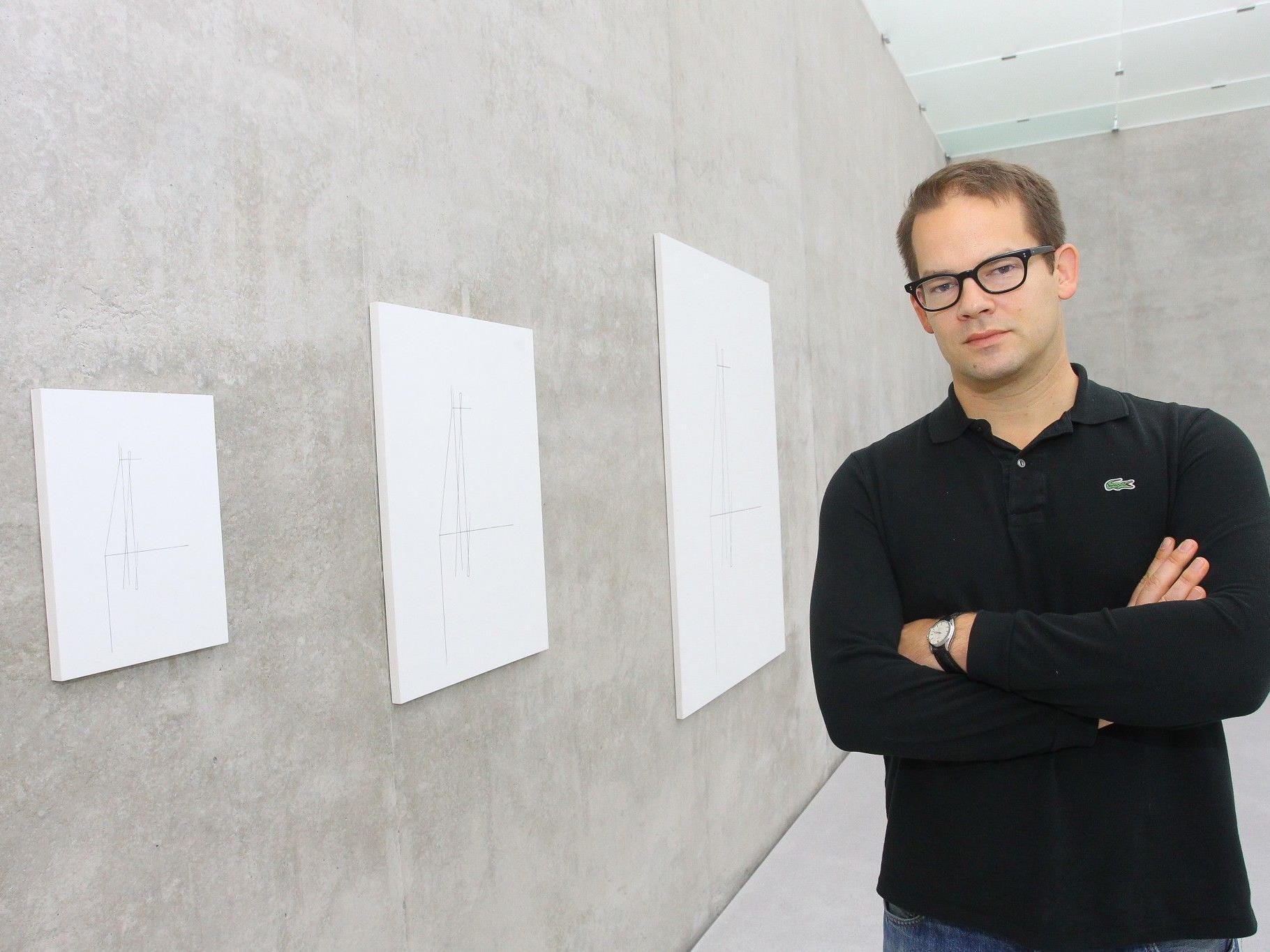 """Neue Serie """"Räumliche Sequenz"""" ist von 26. Oktober 2012 bis 20. Jänner 2013 zu sehen."""