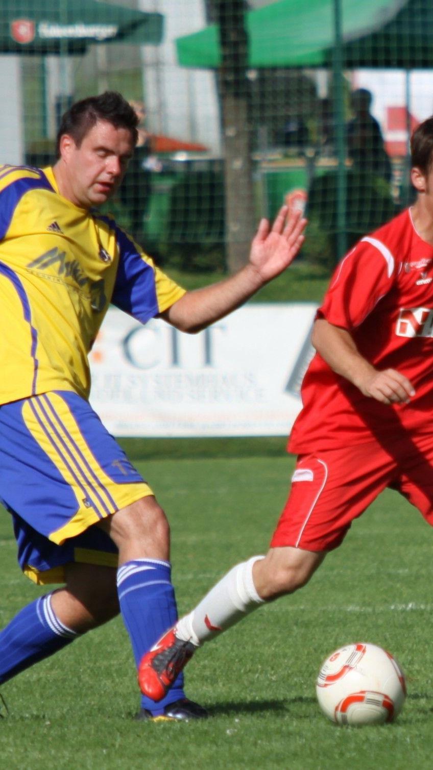 RW Rankweil gewinnt das Nachbarschaftsduell in Meiningen dank eines Treffers von Frederik Koch.