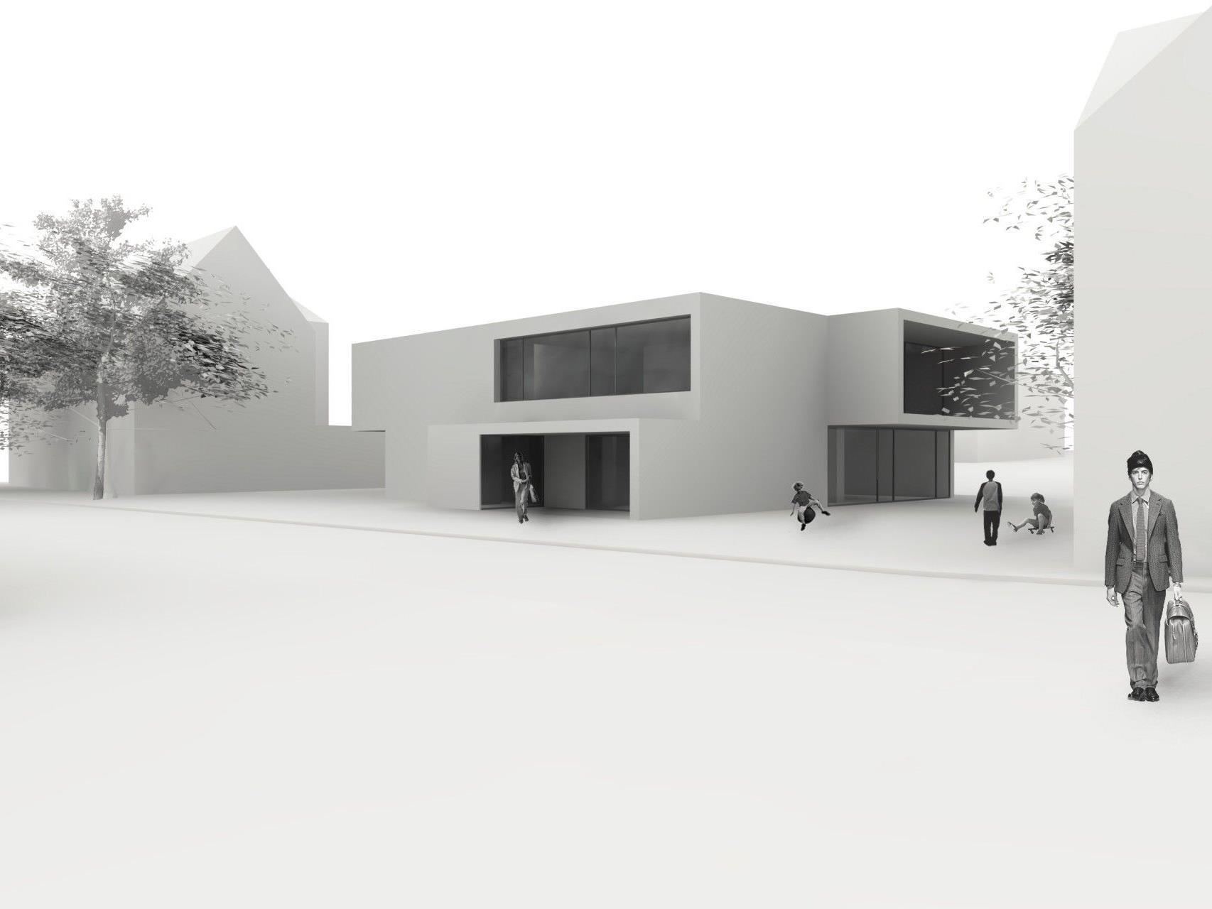 Am Montag ist Baubeginn beim neuen Kindergarten in Muntlix.