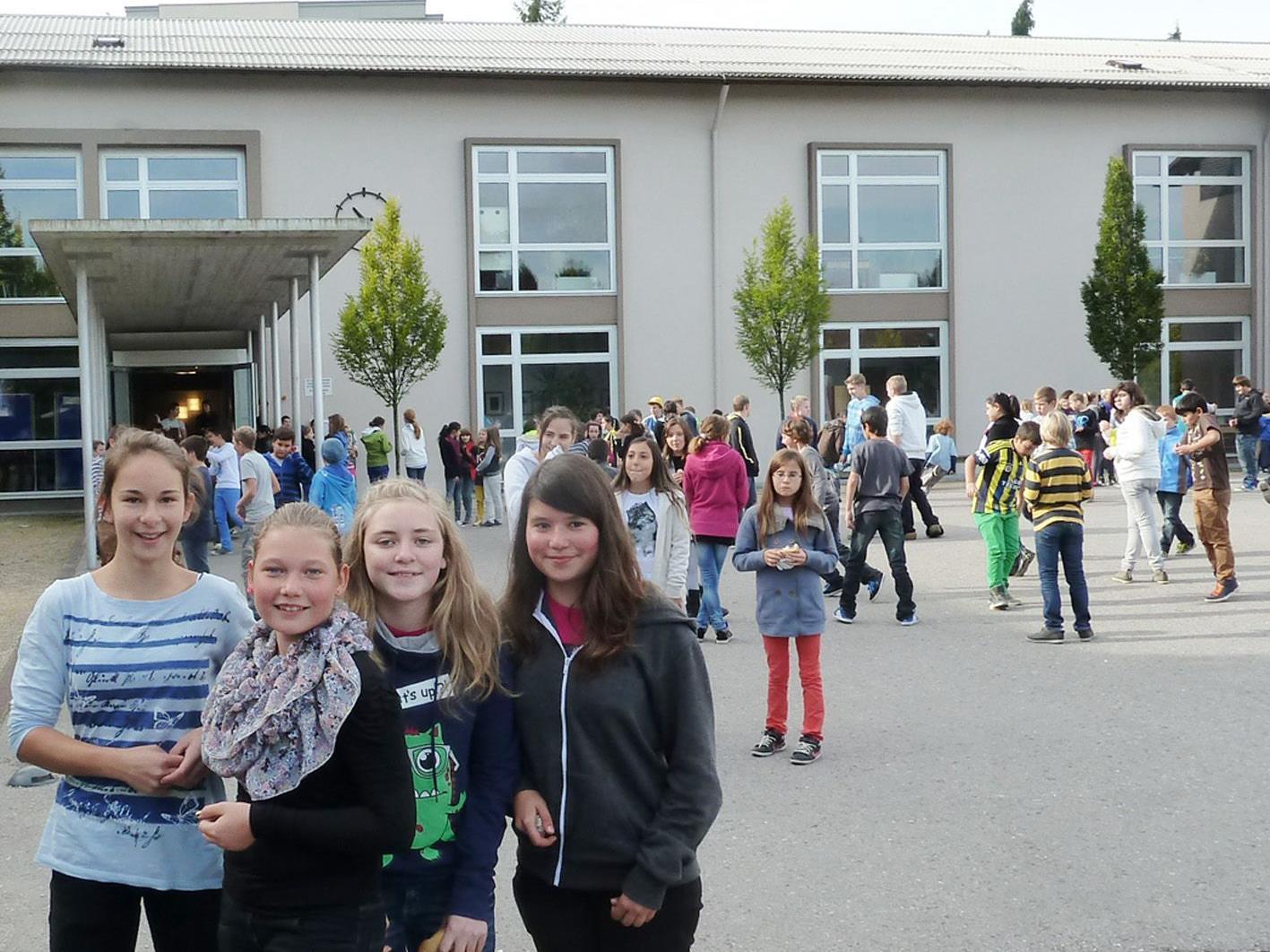 Im heurigen Schuljahr besuchen 360 Schüler und Schüler die SMS Markt.