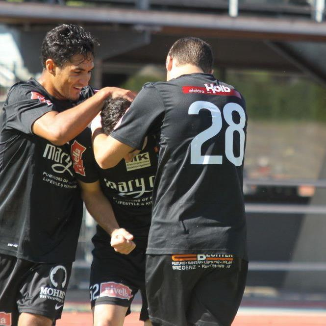 SC Bregenz hofft auch gegen den Tabellenführer Austria Salzburg auf die nächsten drei Punkte.