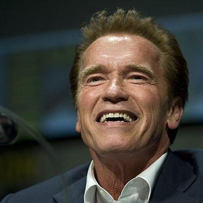 Schwarzenegger hat gut lachen - seine Autobiographie soll 10 Millionen Dollar eingebracht haben