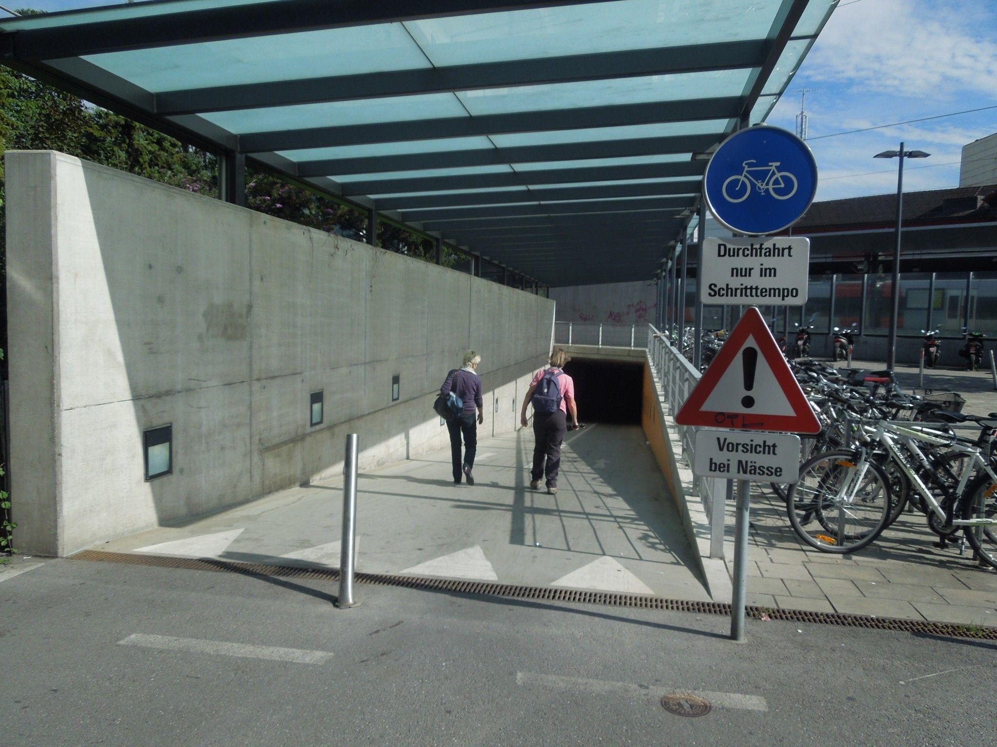 Die Situation hat Dornbirner Bahnhof soll sich in den letzten Tagen deutlich verbessert haben.