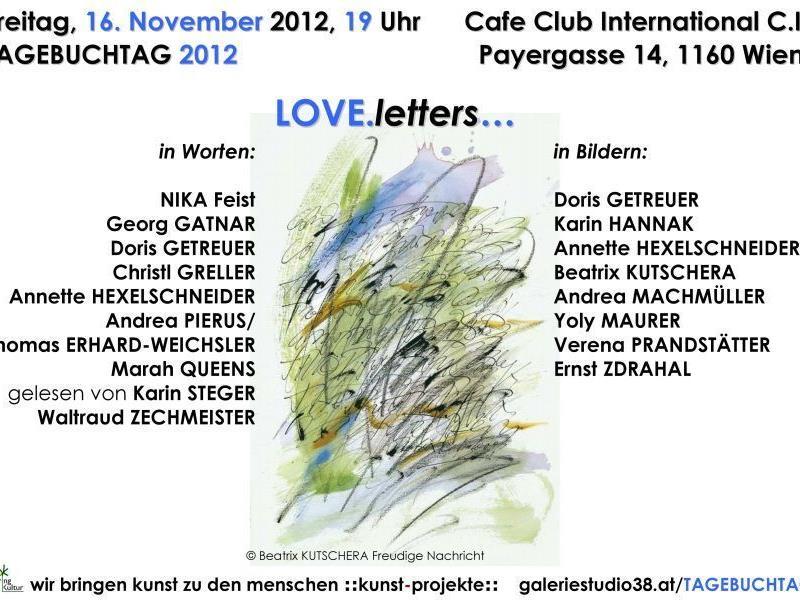 Flyer C.I. Tagebuchtag