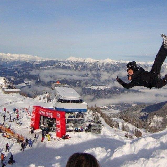 Vom 7. bis 9. Dezember 2012 findet Uni of Snow statt.