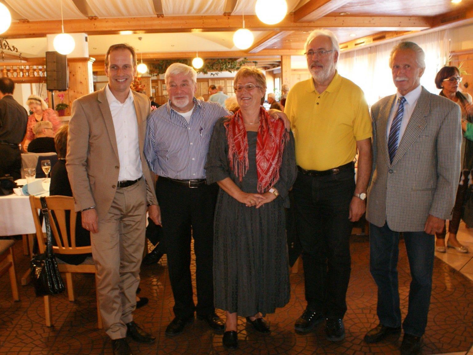 Vorarlberger Seniorenring hat sich zur wichtigen Seniorenvertretung entwickelt!