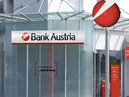 Derzeit gibt es Probleme beim Online-Angebot der Bank Austria.