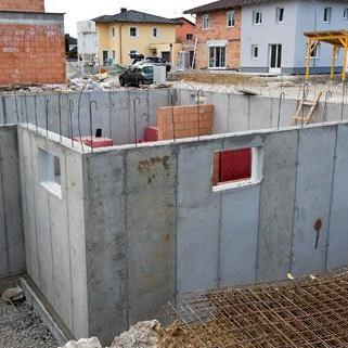 Die Baubranche ist mit dem Wirtschaftsjahr 2012 zufrieden.