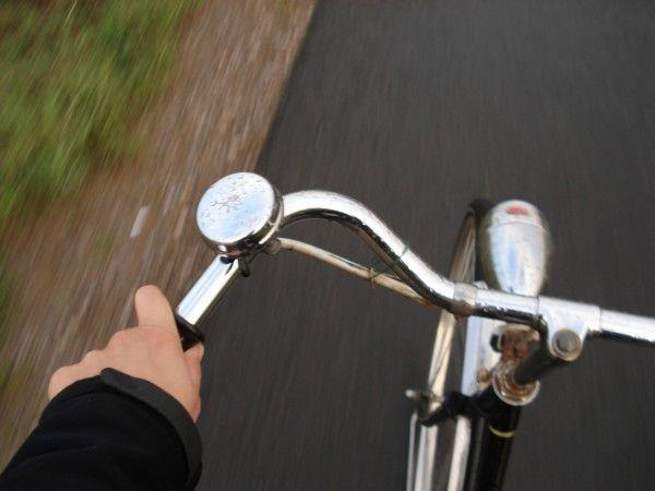 Tödlicher Fahrradsturz in Lauterach