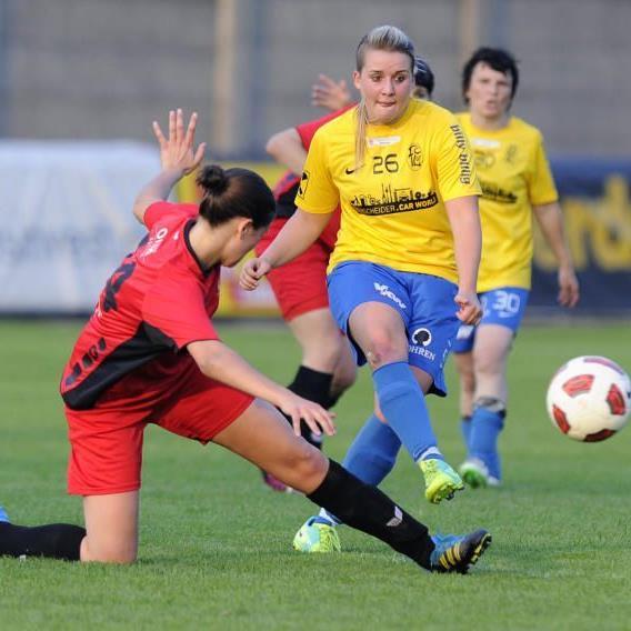 Einen klaren 4:0-Heimsieg feierte die SPG FC Lustenau/Austria Lustenau im Heimspiel gegen Wels.