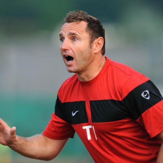 Martin Schneider ist Cotrainer beim FC Vaduz und kann von Eric Orie viel Lernen.