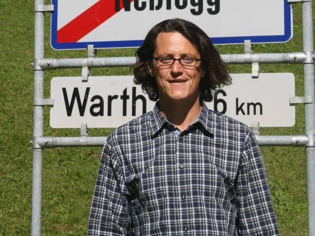 Stefan Schwarzmann - Gemeindesekretär in Schröcken und Warth