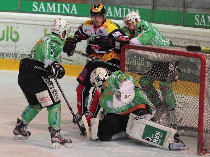 VEU Feldkirch verliert überraschend gegen den EHC Bregenzerwald mit 2:4-Toren.