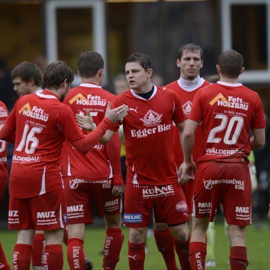 FC Egg möchte auch im großen Wälderderby am Samstag gegen Leader Bizau jubeln.