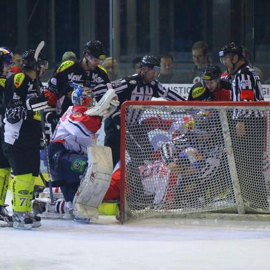 EC Dornbirn trifft am Sonntag auf eigenem Eis auf die Vienna Capitals.
