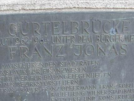Zu Beginn der Arbeiten an der Wiener Gürtelbrücke hat es keinen großen Stau gegeben.