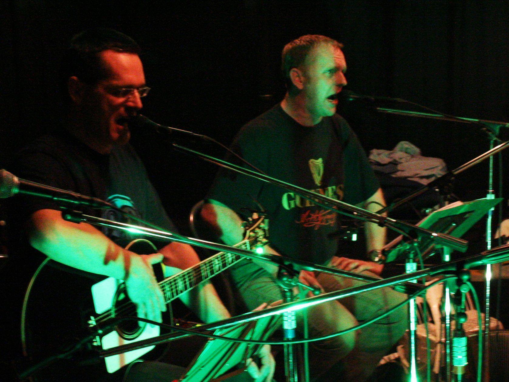 "Wolfi & Heri am 25. Oktober live im ""Post-Amt"""