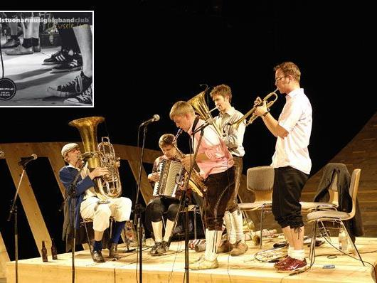 """Grüsele live"": HMBC bringt erstes Live-Album auf den Markt."