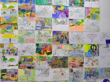 Ausstellung kinderKunstkinder