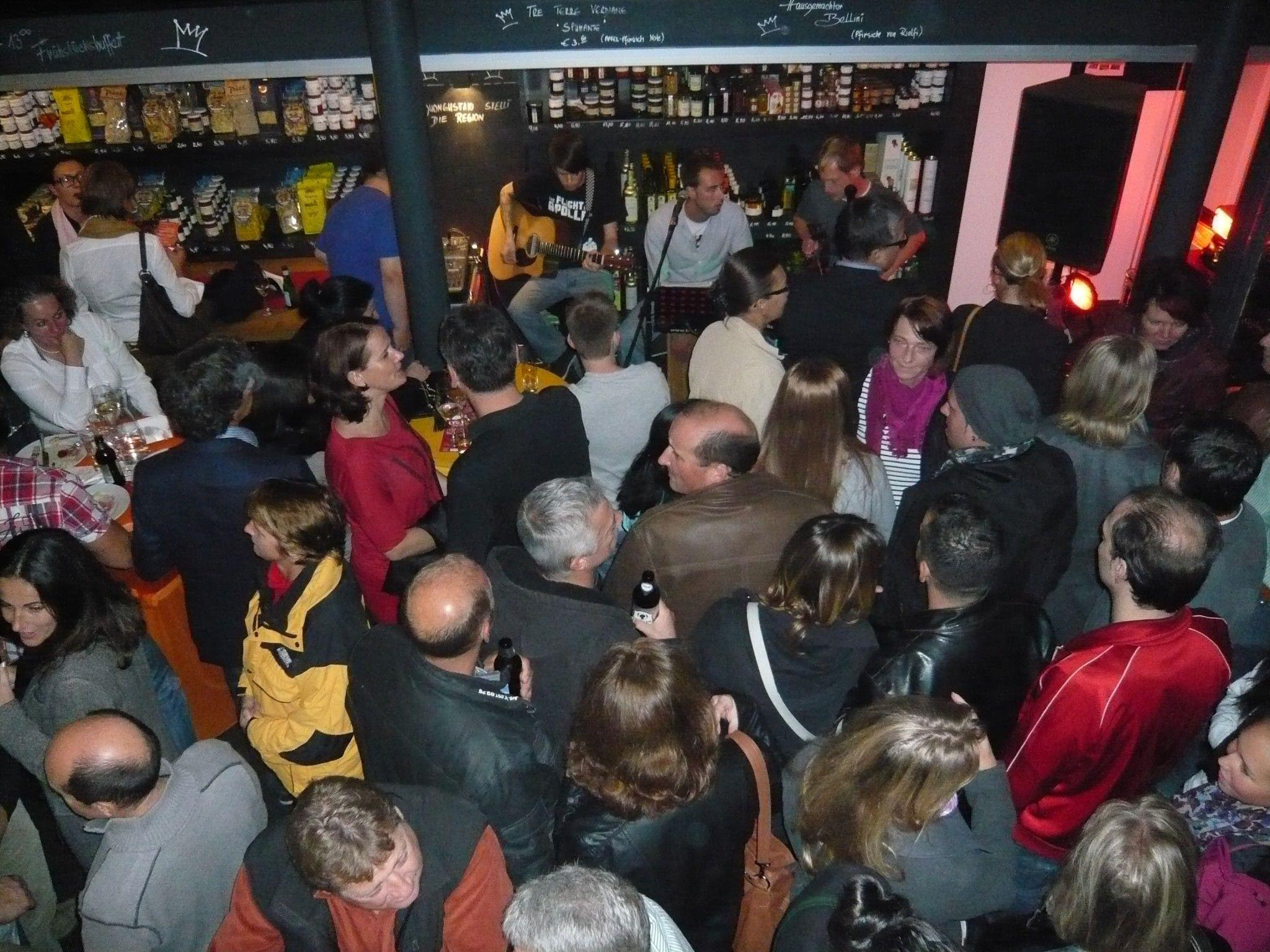 """Die """"Lange Nacht der Musik"""" war in Bregenz einmal mehr Besuchermagnet."""