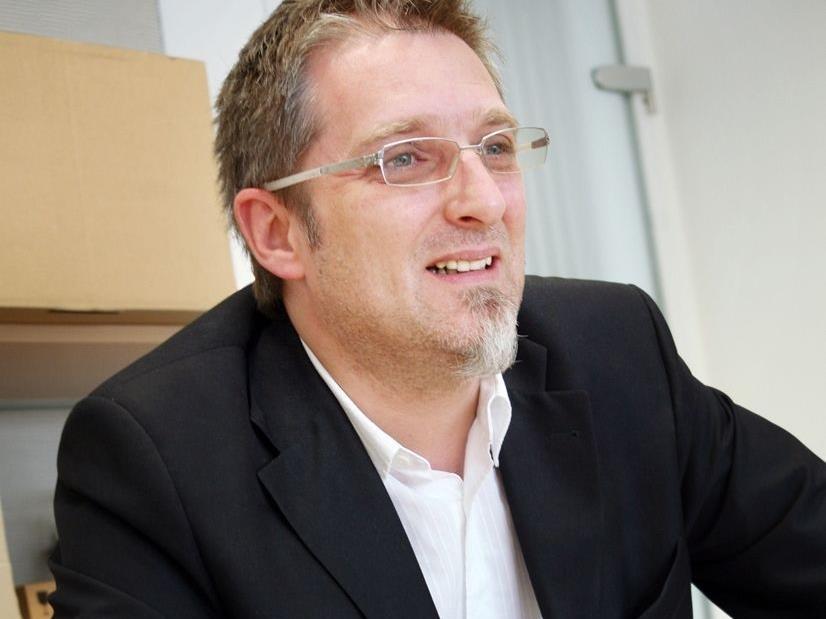 Günter Riedmann, Geschäftsstellenleiter des AMS Bregenz