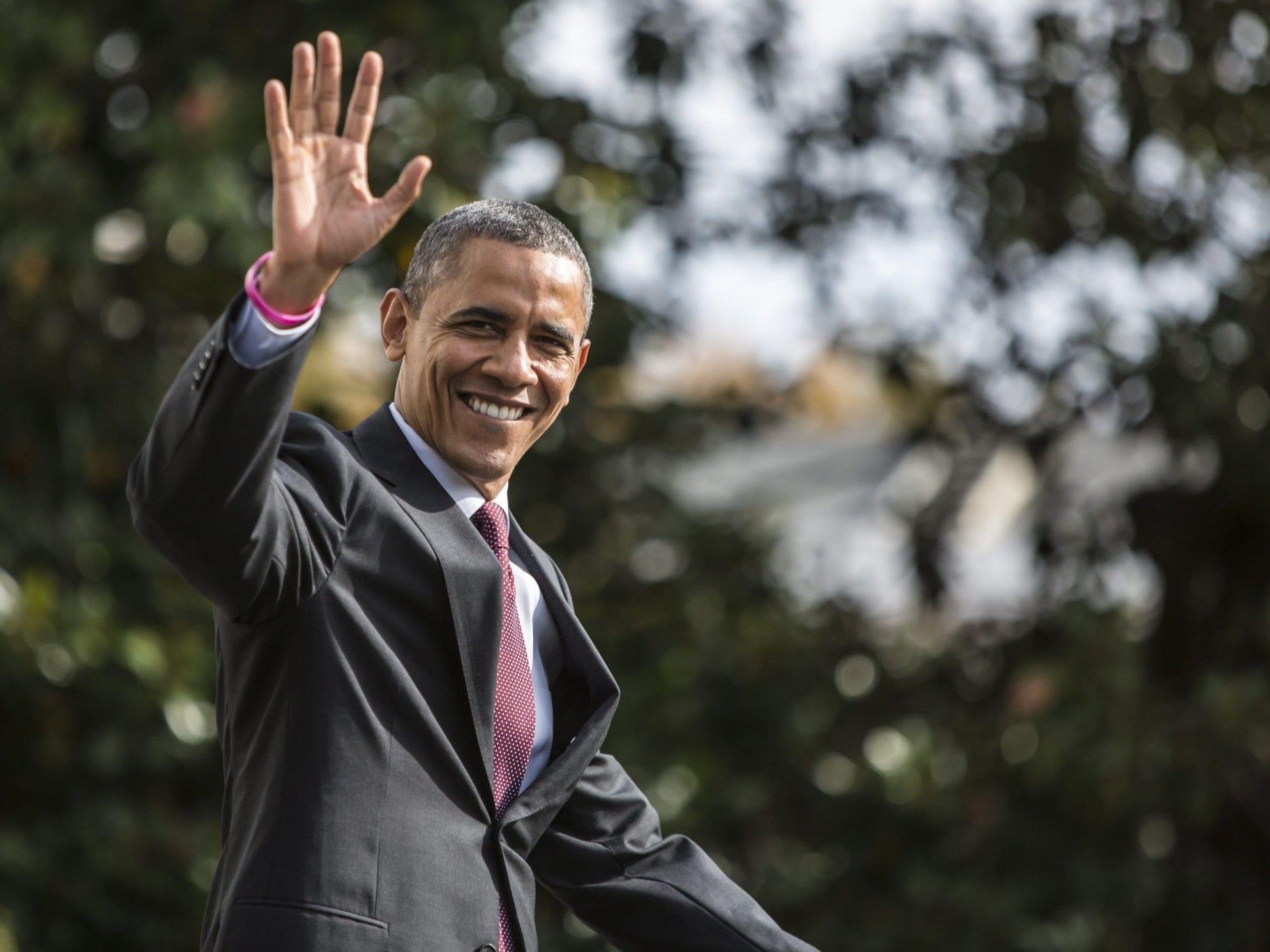Der Präsident vertritt die USA als oberster Repräsentant nach innen und außen.