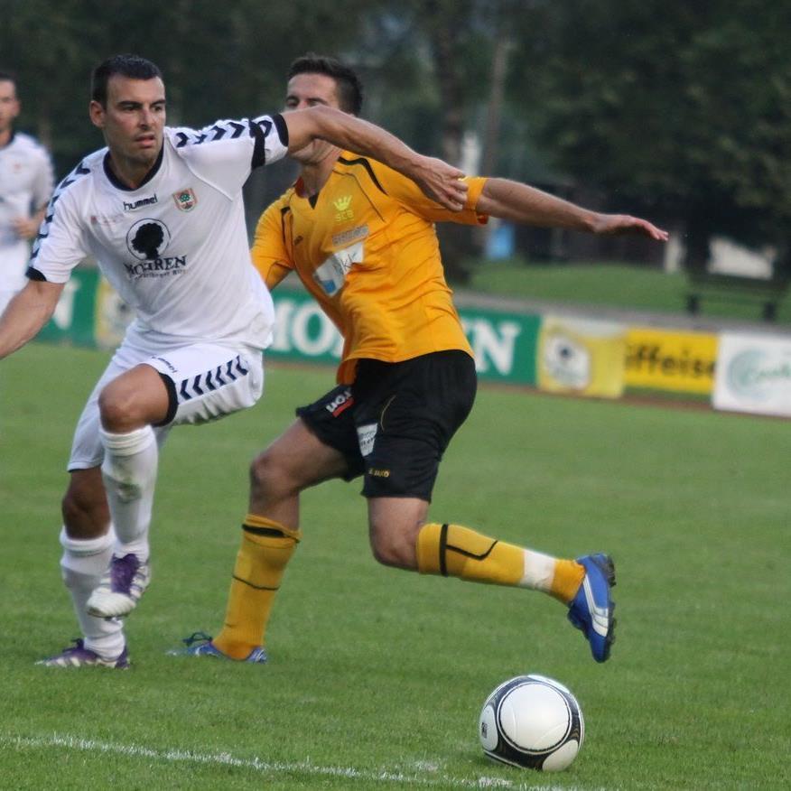Kevin Dold soll dem FC Mohren Dornbirn wieder mehr Stabilität verleihen und nach vorne Impulse setzen.