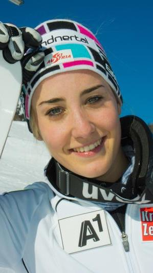 Die 22-jährige Nenzingerin Michelle Morik hofft auf die WC-Premiere Ende Oktober in Sölden.