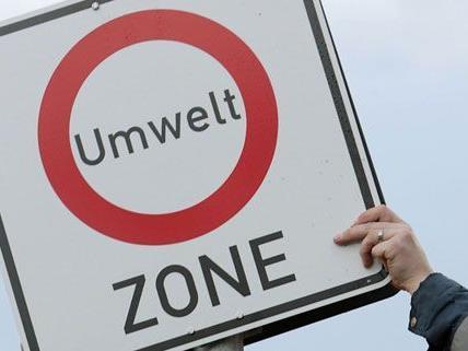 2013 soll in Wien entschieden werden, ob Umweltzonen eingeführt werden.