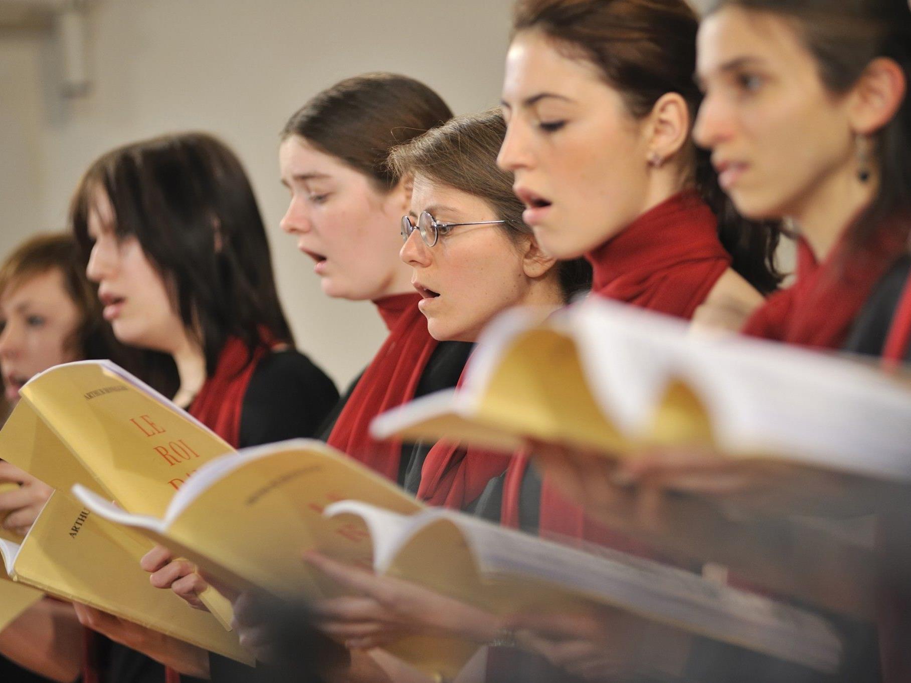 Das Konzert am Sonntag bildet die Abschlussveranstaltung zum 150 Jahrjubiläum des Chorverbandes Vorarlberg.