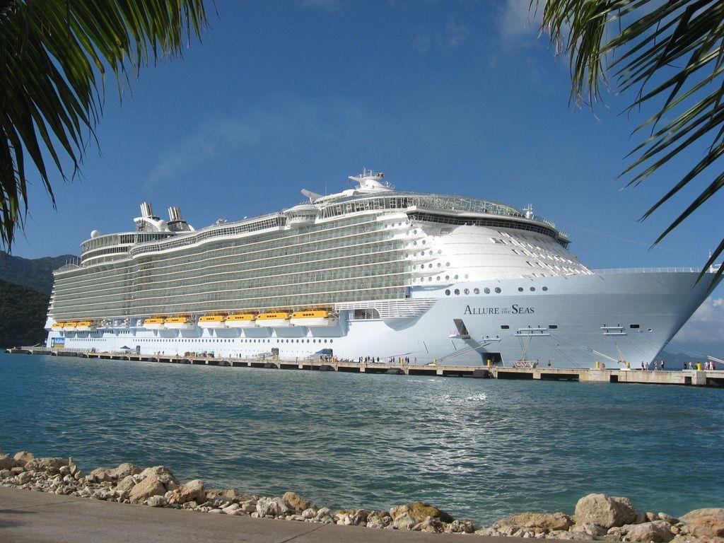 """""""Musikantenstadl""""-Kreuzfahrt: Mit der """"Allure of the Seas"""" durch die Karibik."""