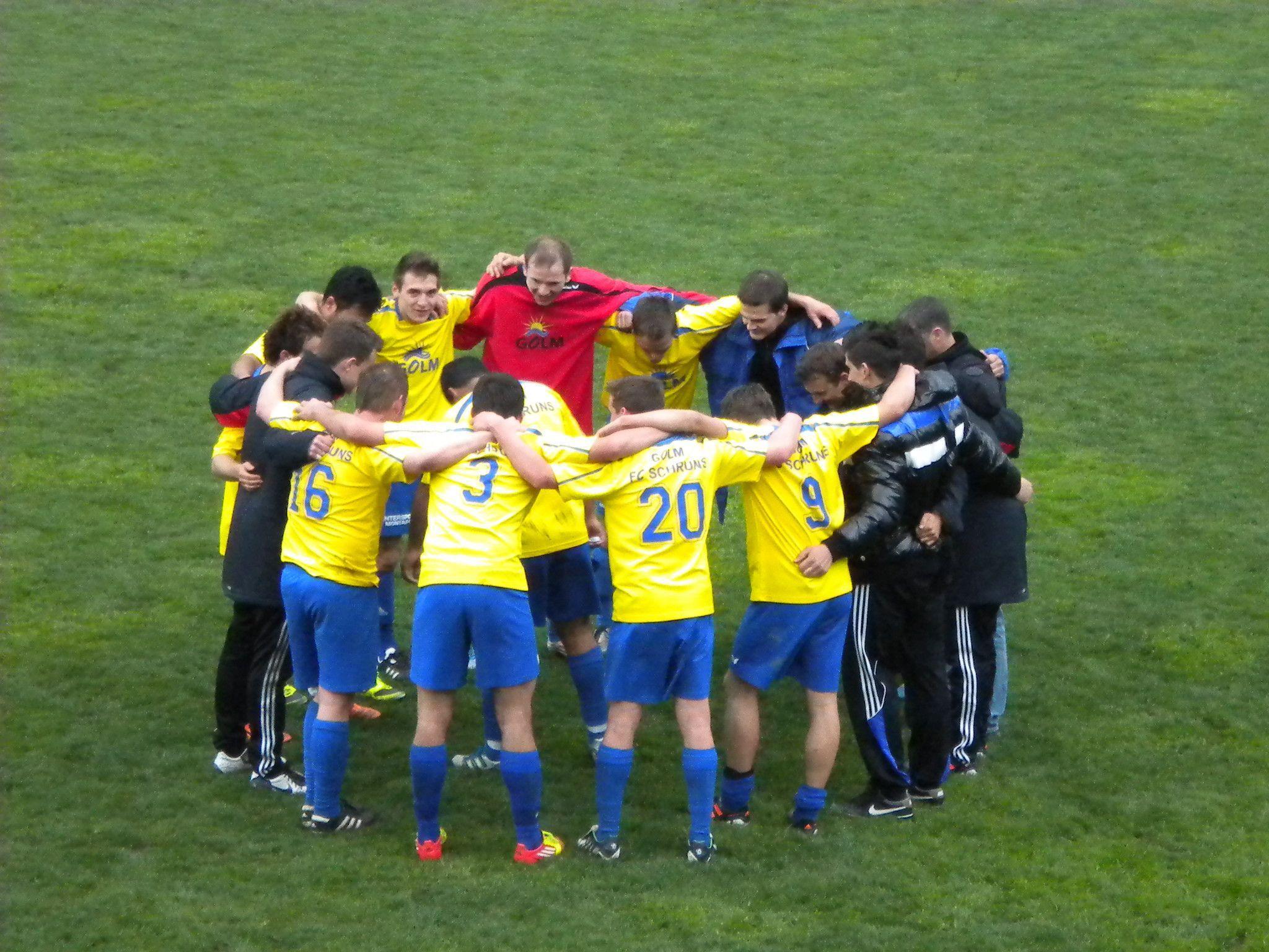 Der FCS jubelt über den ersten Sieg in Göfis seit vielen Jahren