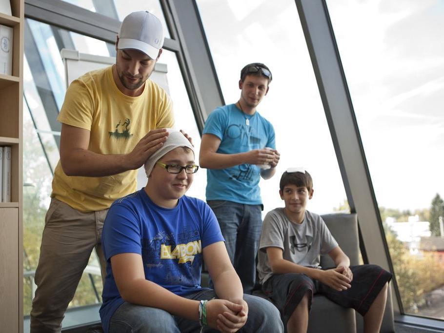 Eine gefragte Aktion: Boys' Day - Für Jungs mit Weitblick