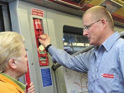 311 missbräuchliche Zugnotstopp-Betätigungen bei den Wiener Linien