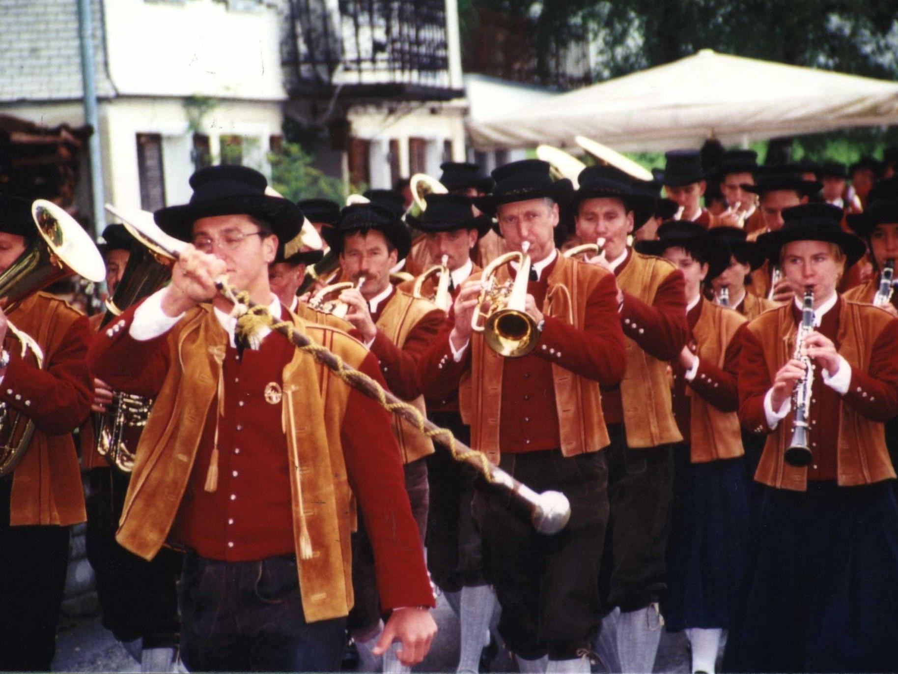 Musikverein Harmonie Andelsbuch