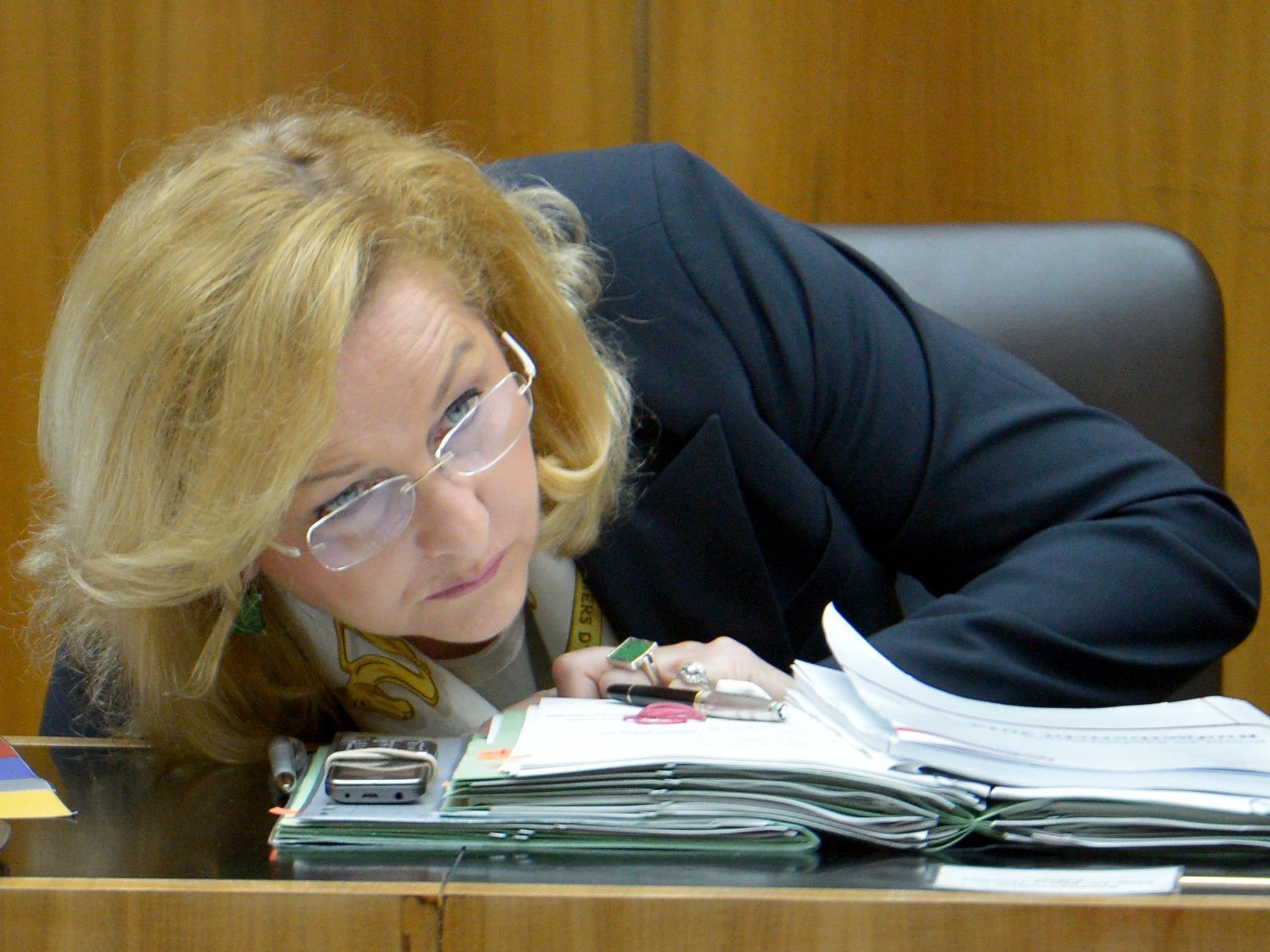 Finanzministerin Fekter lehnt die Einführung von Vermögenssteuern vehement ab.