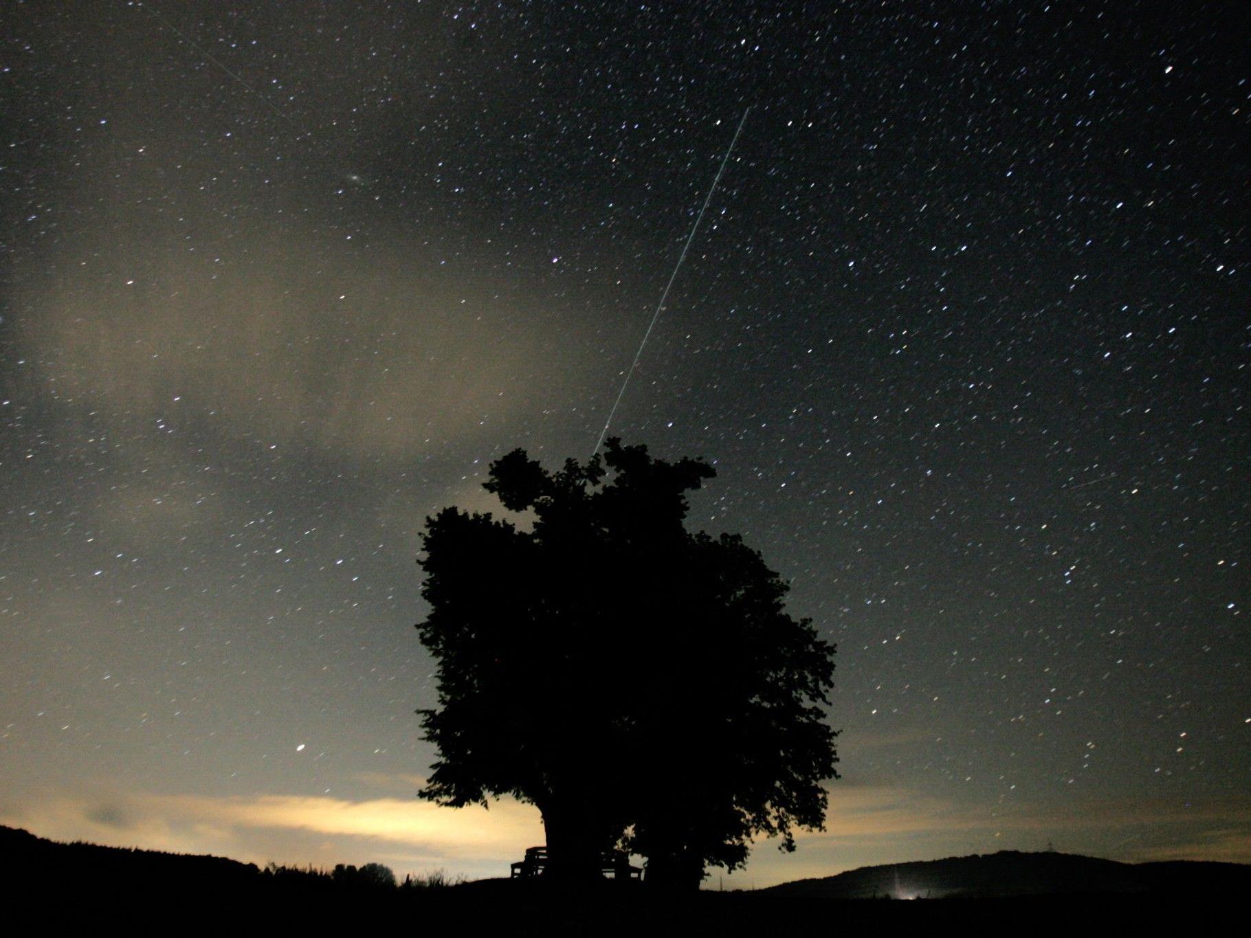 Dominierendes Gestirn am Nachthimmel ist zum Jahresausklang Jupiter.