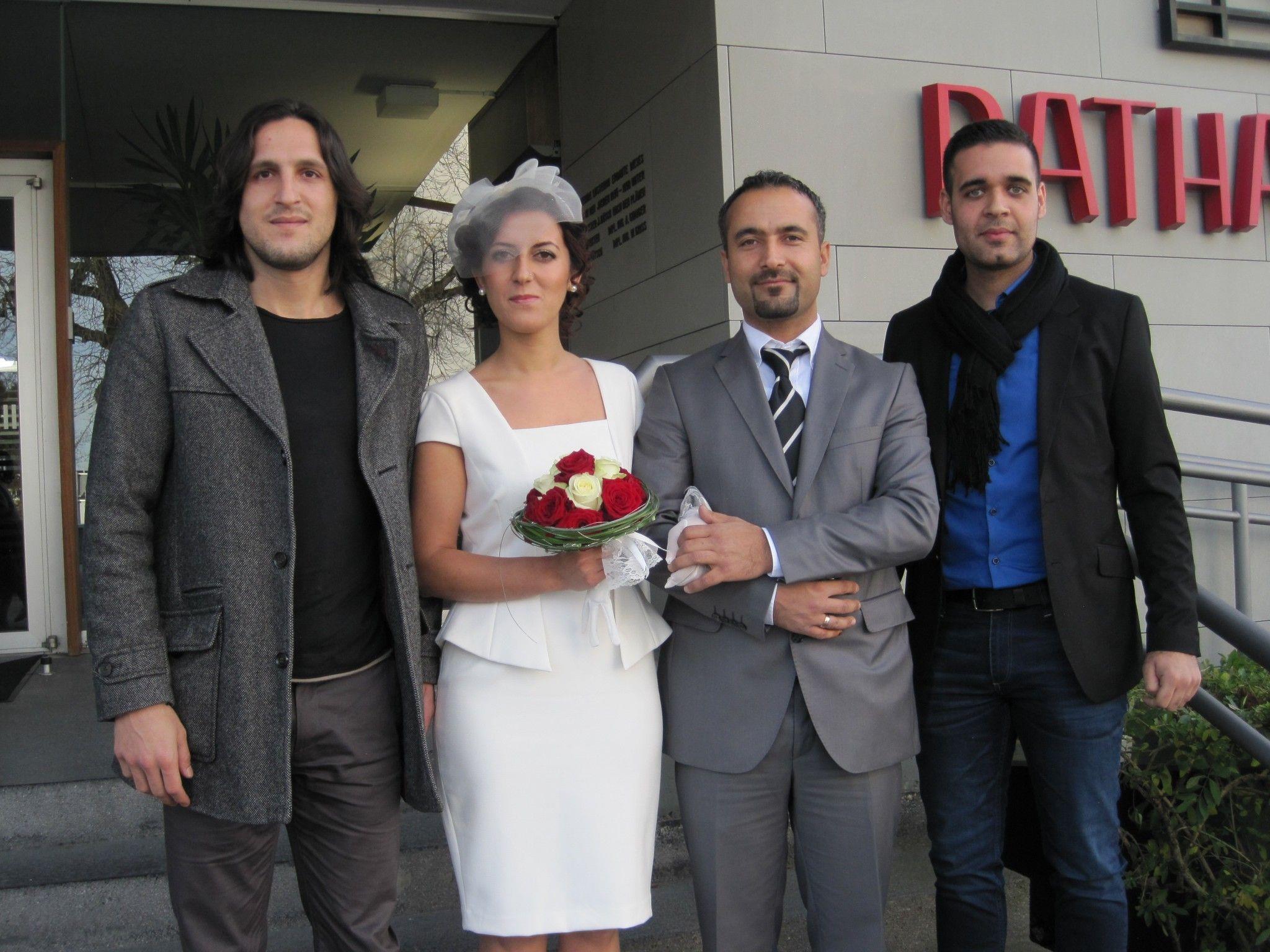 Canan Aslan und Hasan Gürsoy haben geheiratet