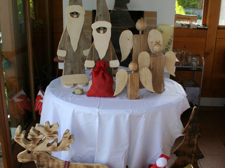 Noch gut fünf Wochen bis Weihnachten – in Nenzing findet ein Basar für einen guten Zweck statt.