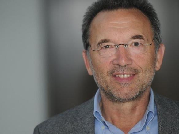 """Meinrad Pichler schrieb das Buch """"Nationalsozialismus in Vorarlberg. Opfer – Täter – Gegner"""""""