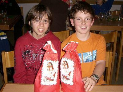 Viele Kinder aus Feldkirch freuen sich bereits auf den Besuch des Nikolaus
