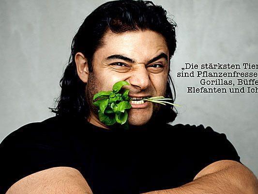 Patrick Baboumian - Veganer und bärenstark.