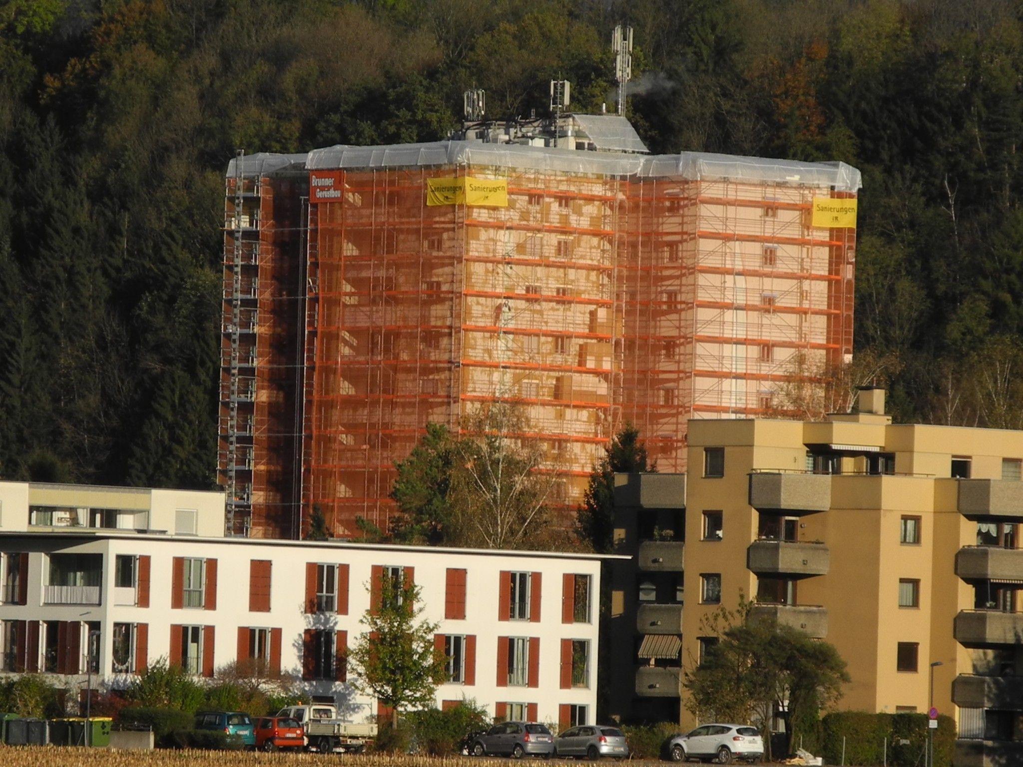 Der blassrote Turm von Tosters