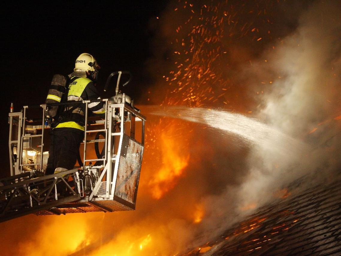 Diesen Samstag lädt die Feuerwehr Bludenz zum Infotag