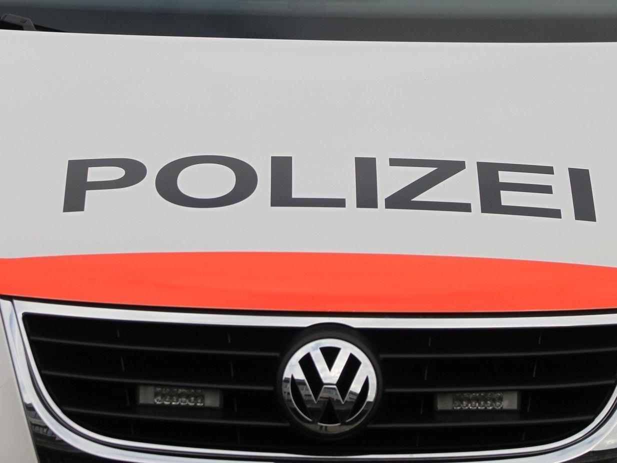 Vorarlberger sorgte für Polizeieinsatz im Kanton St. Gallen.