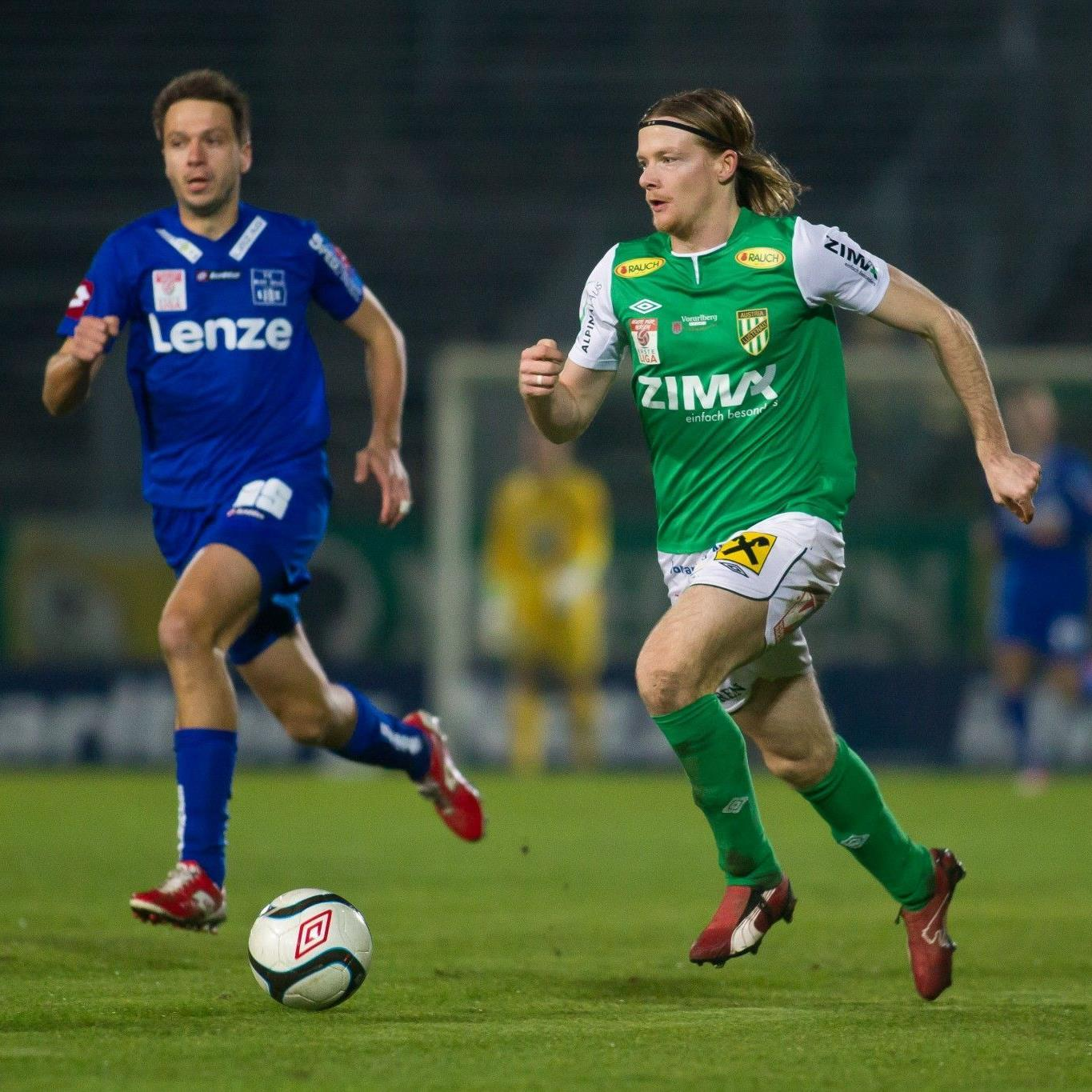 Sascha Boller im Derby-Fieber