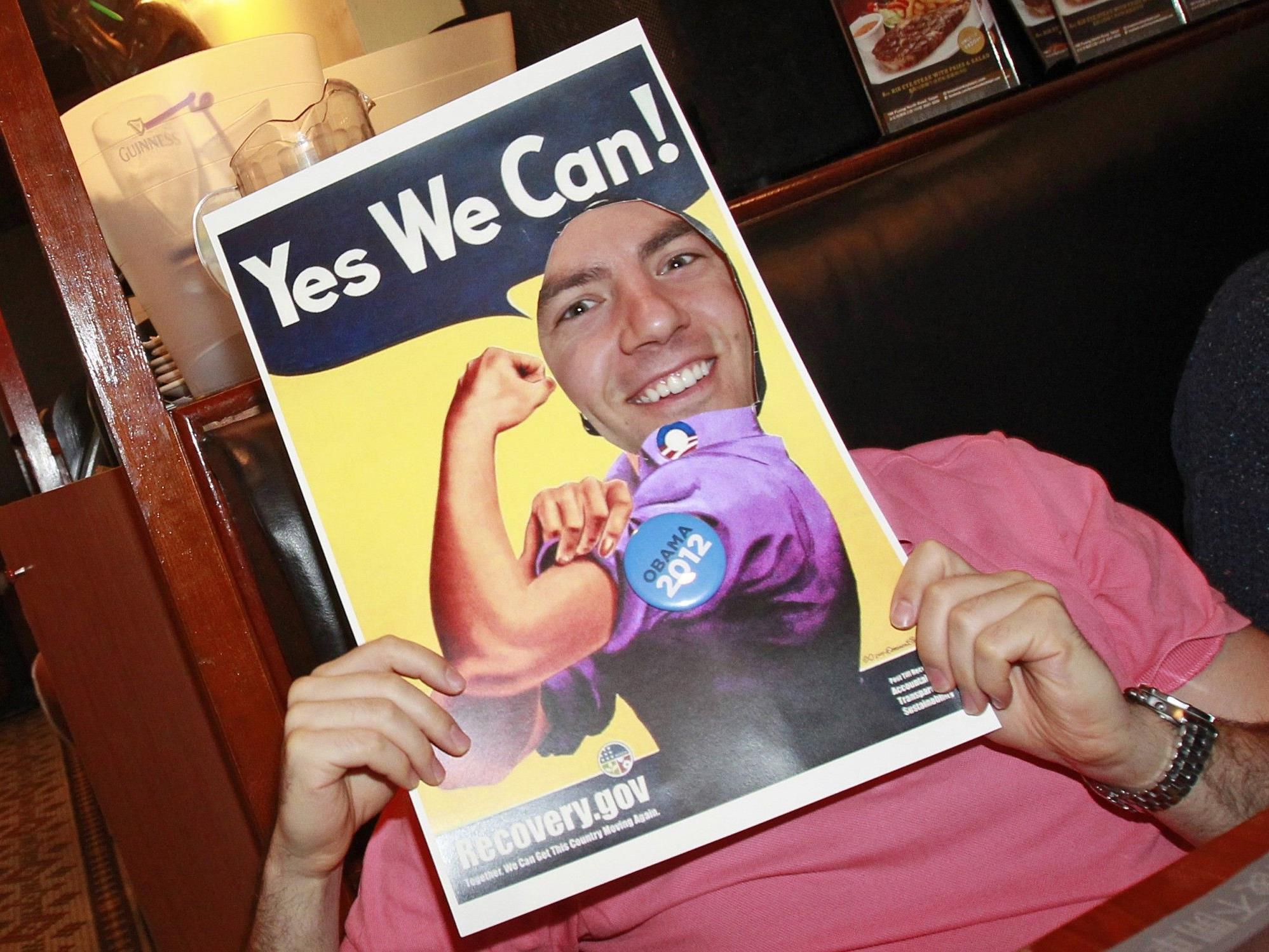Mühsam erkämpfter Sieg für Obama - Wähler trauten Romney nicht über den Weg