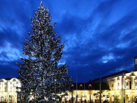 Am 16. November startet das Designer Outlet Parndorf in die Weihnachtssaison